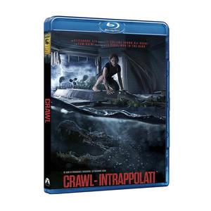 Crawl - Intrappolati - Blu-Ray - MediaWorld.it