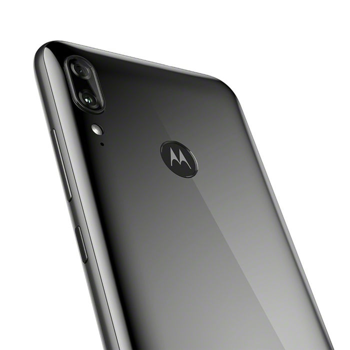 MOTOROLA Moto E6 Plus Polished Graphite - thumb - MediaWorld.it