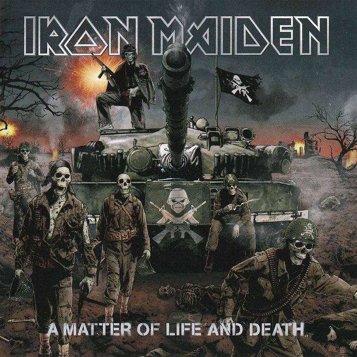 Iron Maiden - A matter of life and death (remastered) - CD - thumb - MediaWorld.it