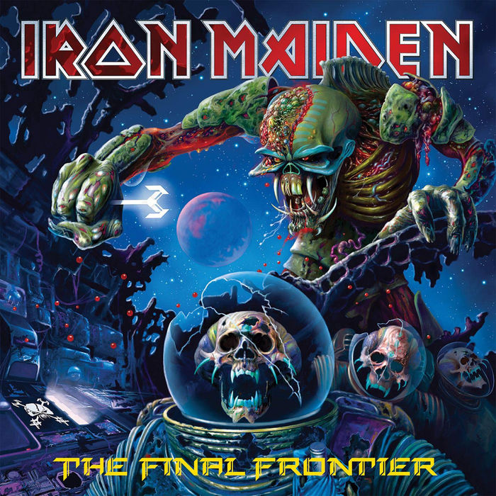 iron Maiden - The final frontier (remastered)  - CD - thumb - MediaWorld.it