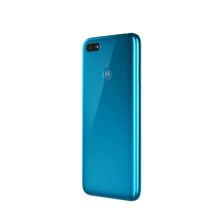 MOTOROLA E6 Play Ocean Blue - thumb - MediaWorld.it