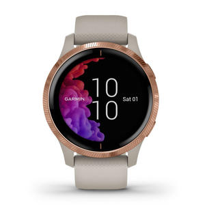 GARMIN VENU Light Sand Rose Gold - MediaWorld.it