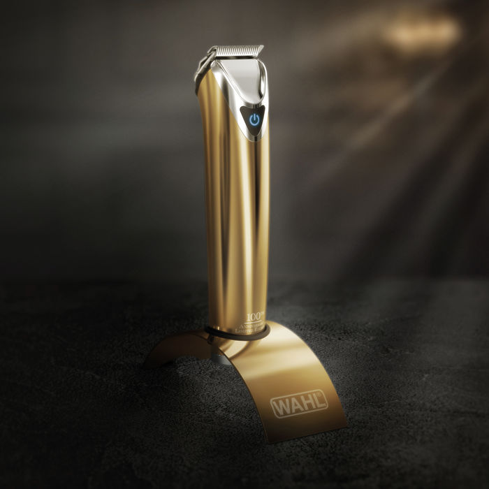 WAHL STAINLESS STEEL GOLD 100 YEAR LTD EDITION - thumb - MediaWorld.it