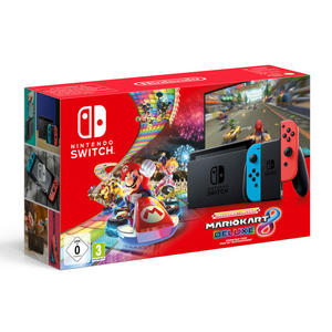 NINTENDO Switch Mario Kart 8 Deluxe Edition - MediaWorld.it