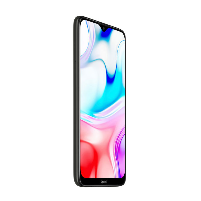XIAOMI Redmi 8 64GB Black TRE - thumb - MediaWorld.it