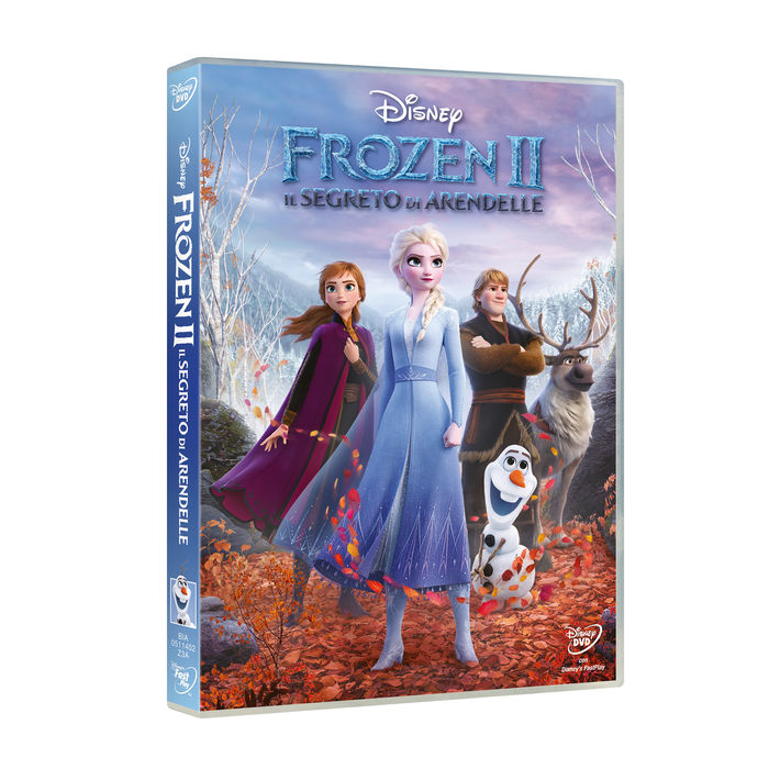 PREVENDITA Frozen II - DVD - thumb - MediaWorld.it