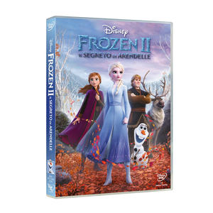 PREVENDITA Frozen II - DVD - MediaWorld.it