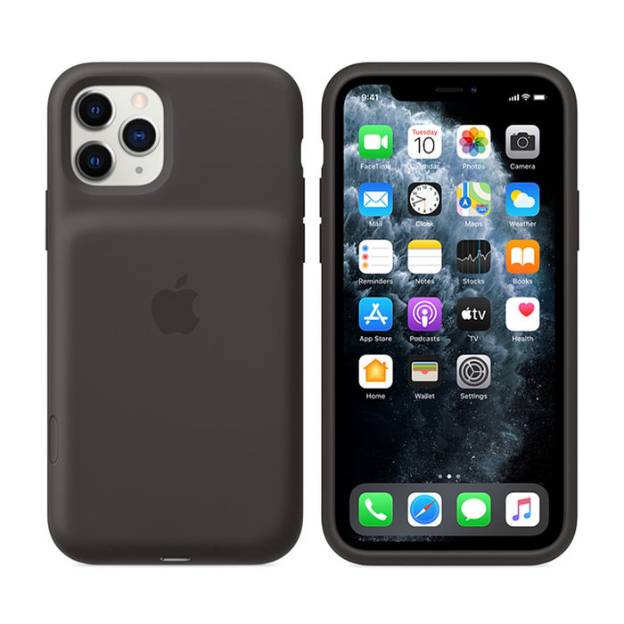 APPLE Smart Battery Case per iPhone 11 Pro - Nero - thumb - MediaWorld.it