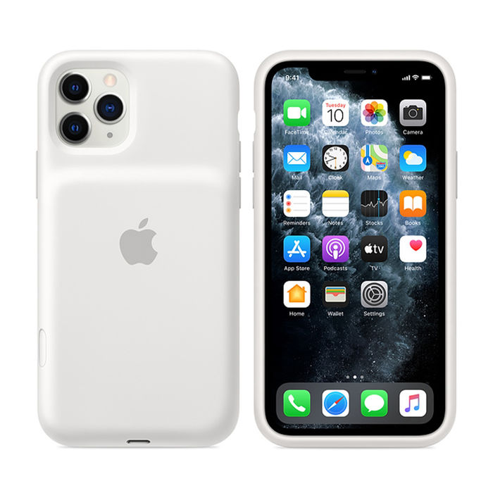 APPLE Smart Battery Case per iPhone 11 Pro - Bianco - thumb - MediaWorld.it