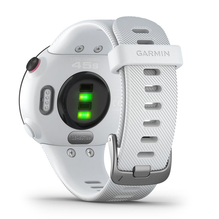 GARMIN Forerunner 45S White 39mm - thumb - MediaWorld.it