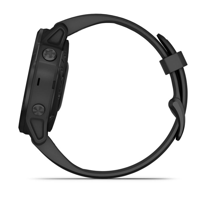 GARMIN Fenix 6S Pro Lunetta Black con Black Band 42mm - thumb - MediaWorld.it