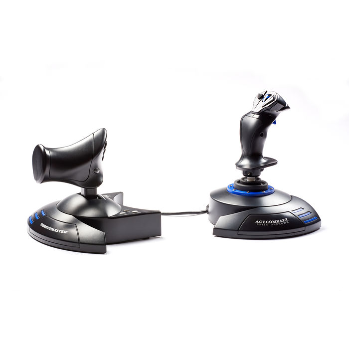 THRUSTMASTER T-FLIGHT HOTAS 4 ACE COMBAT 7 PS4 - thumb - MediaWorld.it