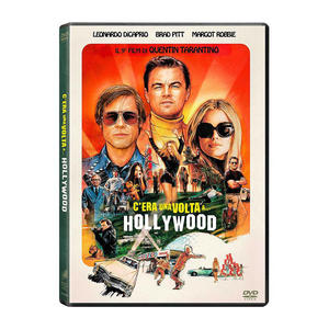 PREVENDITA C'era una volta a... Hollywood - DVD - MediaWorld.it