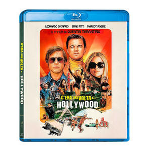 PREVENDITA C'era una volta a... Hollywood - Blu-Ray - MediaWorld.it