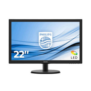PHILIPS 223V5LHSB2 - MediaWorld.it