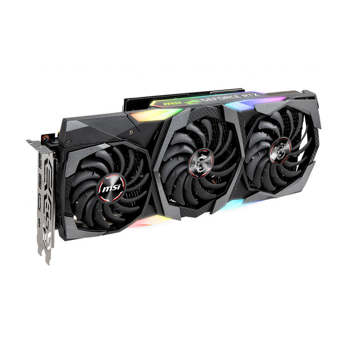 MSI GF RTX2080 TI X TRIO - thumb - MediaWorld.it