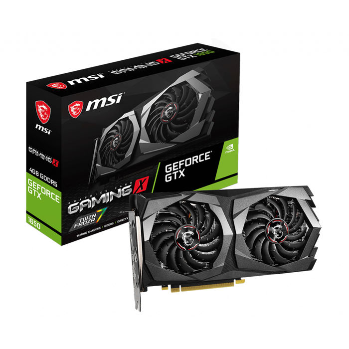 MSI GTX 1650 GAMING X 4G - thumb - MediaWorld.it