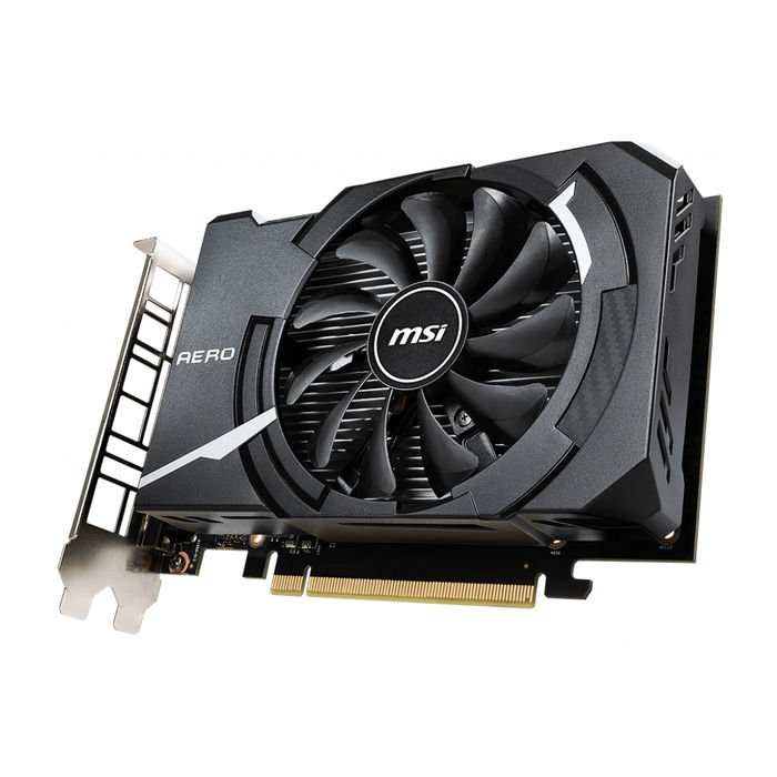 MSI GTX 1650 AERO ITX 4G OC - thumb - MediaWorld.it