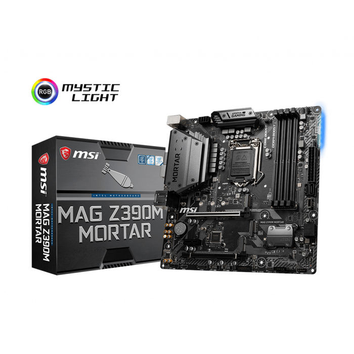 MSI MAG Z390M MORTAR - thumb - MediaWorld.it
