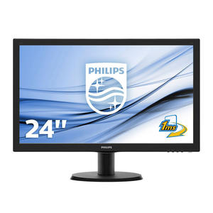 PHILIPS 243V5LHSB - MediaWorld.it