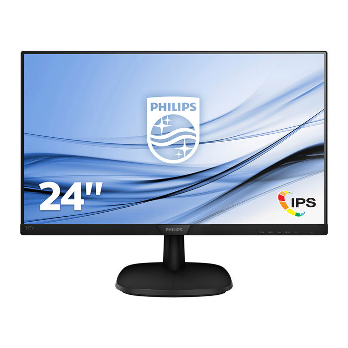 PHILIPS 243V7QDSB - thumb - MediaWorld.it