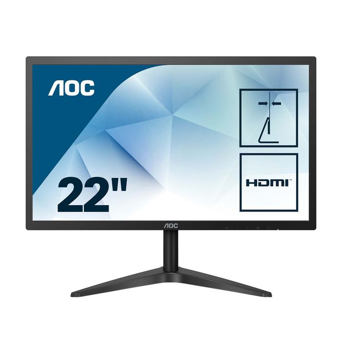 AOC 22B1H - thumb - MediaWorld.it