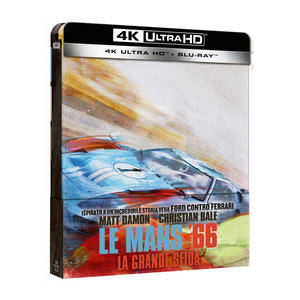 Le Mans '66 - La grande sfida - Blu-Ray UHD - MediaWorld.it