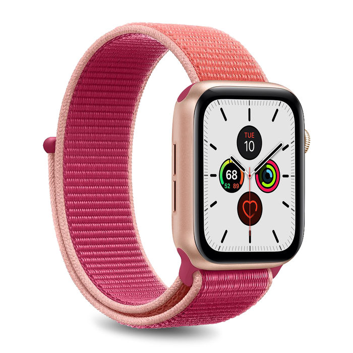 PURO cinturino Sport per Apple Watch (40 mm) Rosa Sunset - thumb - MediaWorld.it