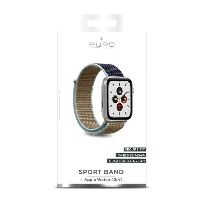 PURO cinturino Sport per Apple Watch (44 mm) Army - thumb - MediaWorld.it