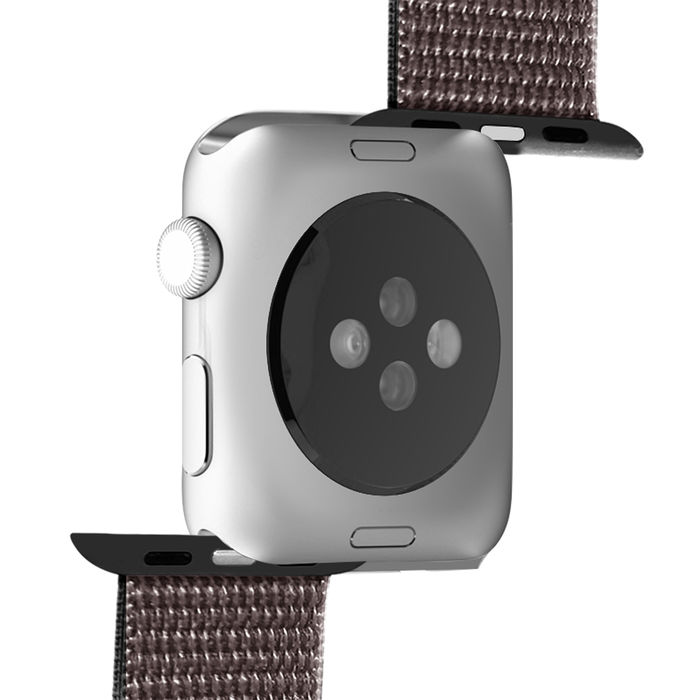 PURO cinturino Sport per Apple Watch (44 mm) Grigio Ferro - thumb - MediaWorld.it