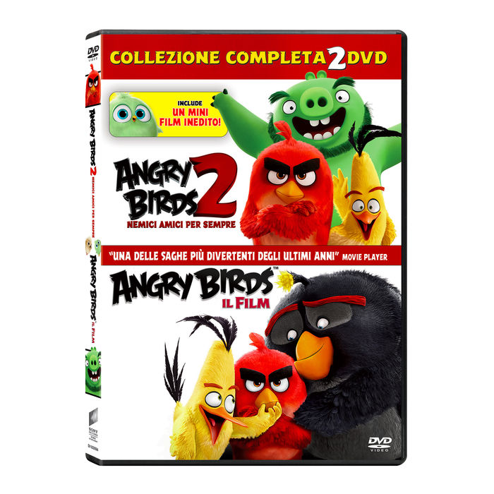Angry Birds - Collection 1-2 - DVD - thumb - MediaWorld.it