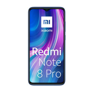 XIAOMI Redmi Note 8 Pro 128GB Blue - MediaWorld.it