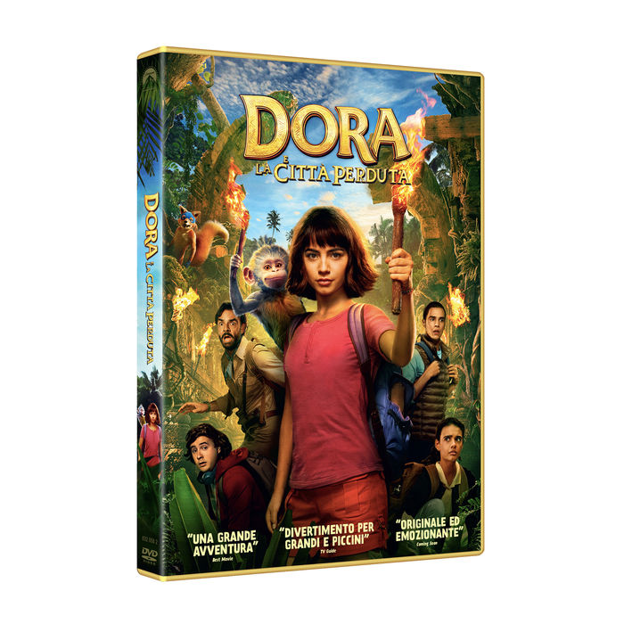 Dora e la città perduta - DVD - thumb - MediaWorld.it