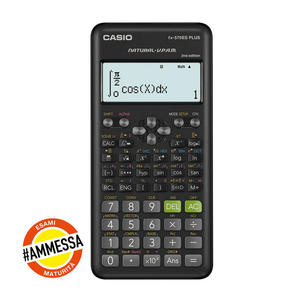 CASIO FX-570ES PLUS-2 - thumb - MediaWorld.it