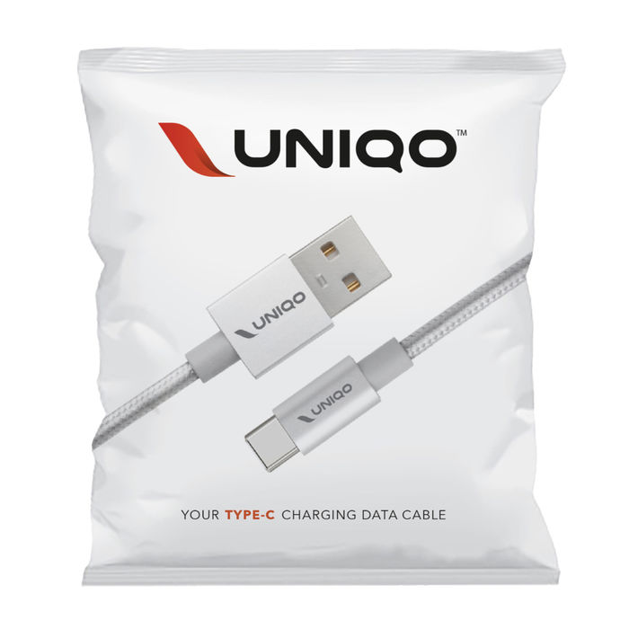 UNIQO Cavo USB - Type-C 1mt - thumb - MediaWorld.it