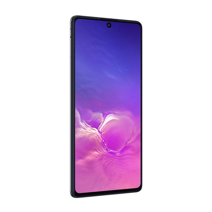 SAMSUNG Galaxy S10 Lite Prism Black - thumb - MediaWorld.it