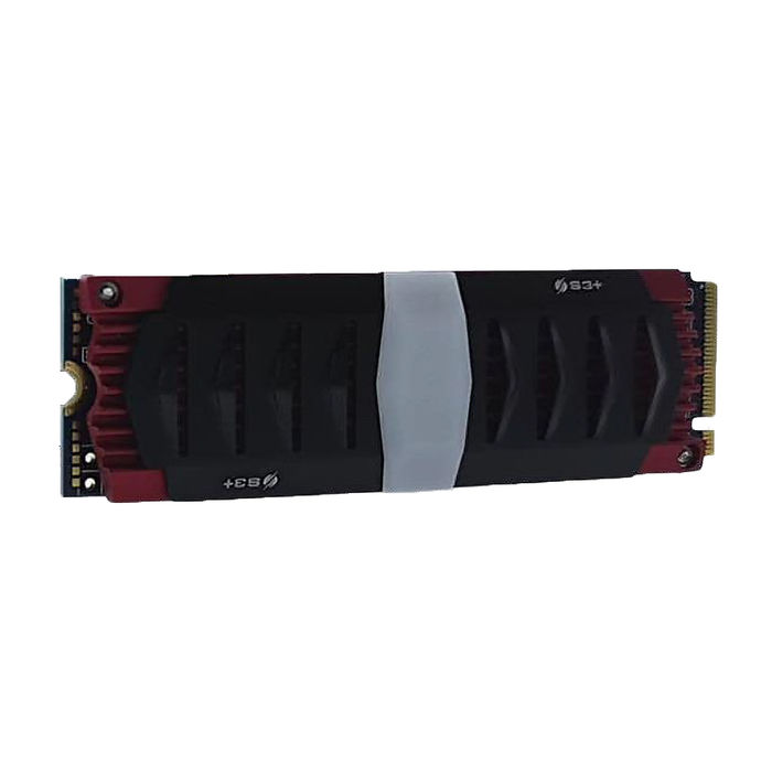 S3+ 1TB S3+ SSD M.2 NVME™ PCIE GEN 3*4 HIGH PERF RGB - thumb - MediaWorld.it