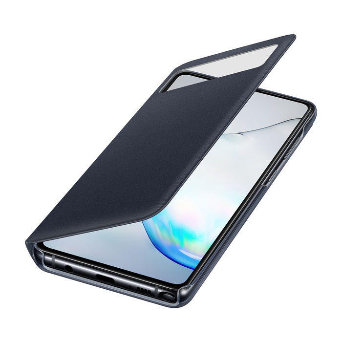 SAMSUNG Cover View Wallet Galaxy Note10 Lite Black - thumb - MediaWorld.it