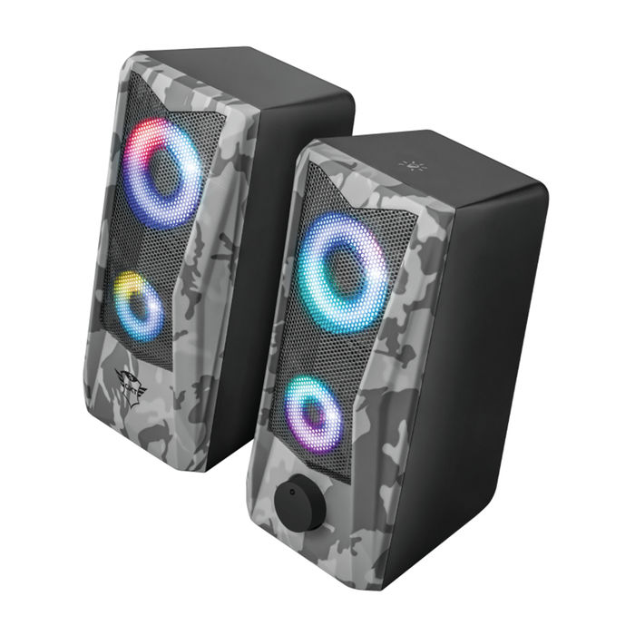 TRUST GXT 606 JAVV RGB 2.0 SPEAKER SET - thumb - MediaWorld.it