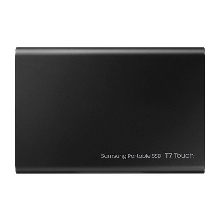 SAMSUNG SSD PORTATILE T7 TOUCH 2TB BLACK - thumb - MediaWorld.it