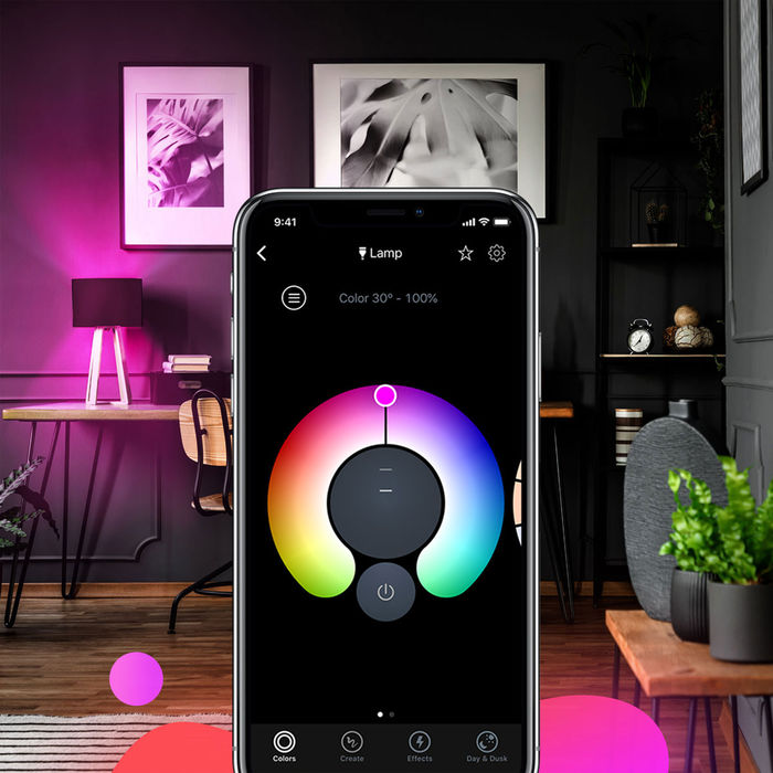 LIFX Colour and White WiFi Smart LED Bulb E27 - thumb - MediaWorld.it