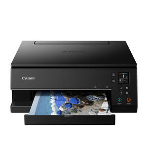 CANON PIXMA TS6350 BLACK - thumb - MediaWorld.it