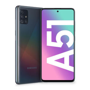 SAMSUNG Galaxy A51 Black Vodafone - MediaWorld.it