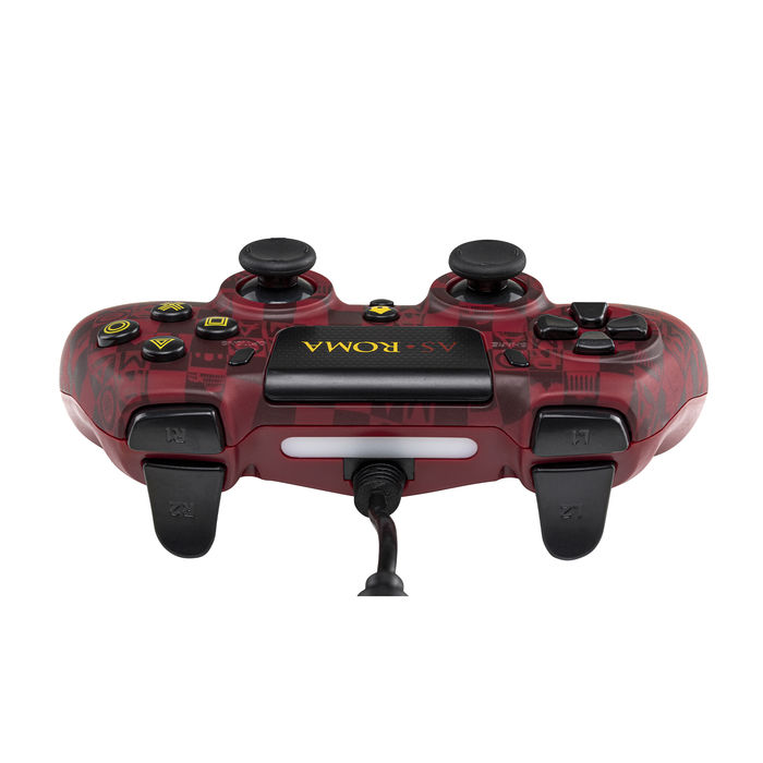 QUBICK CONTROLLER PS4 AS ROMA - thumb - MediaWorld.it