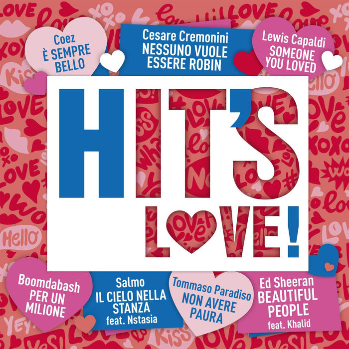 AA.VV. - Hit'S Love! 2020 - CD - thumb - MediaWorld.it