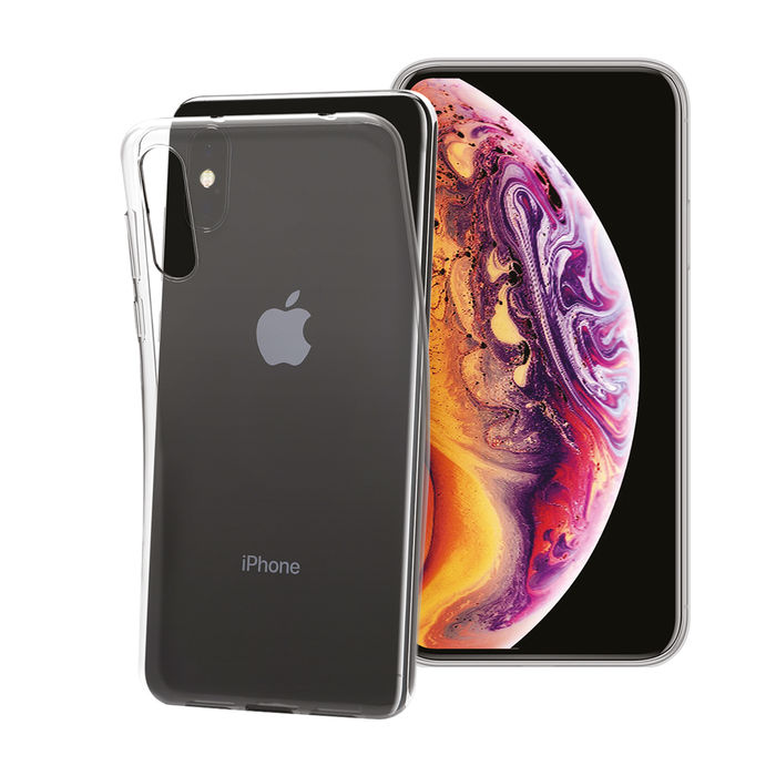 ISY Cover Trasparente per iPhone X/XS - thumb - MediaWorld.it