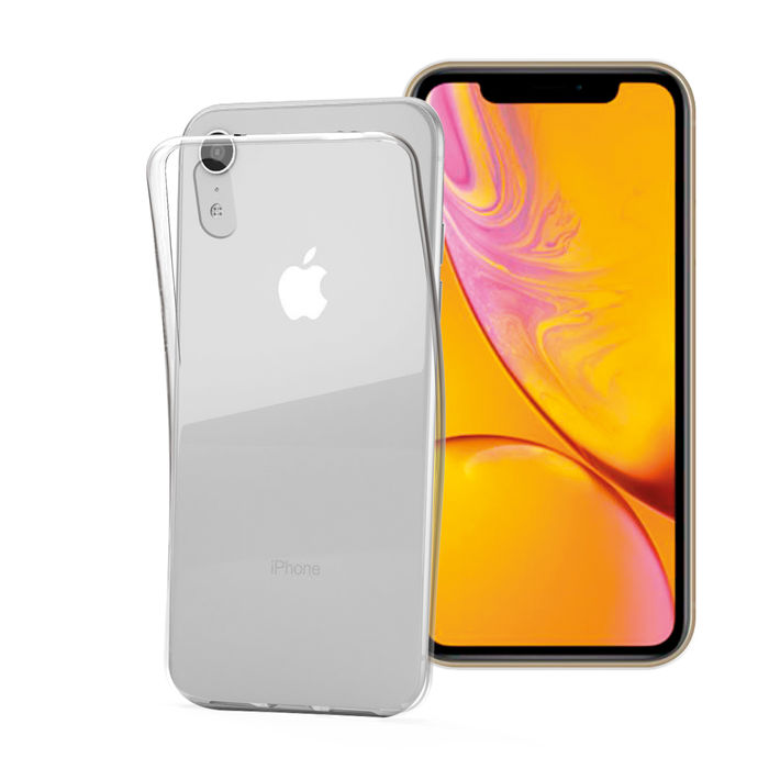 ISY Cover Trasparente per iPhone XR - thumb - MediaWorld.it