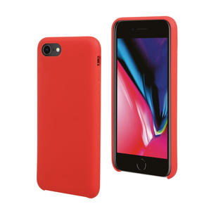 ISY Cover Soft per iPhone 7/8/SE 2020 Red - MediaWorld.it