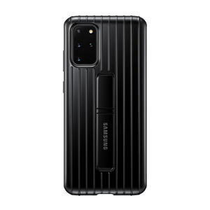 SAMSUNG Protective Standing Cover S20+ Black - thumb - MediaWorld.it
