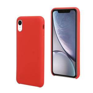 ISY Cover Soft per iPhone XR Red - MediaWorld.it